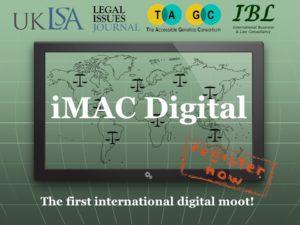 iMAC flyer